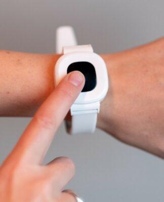 alarmknapp armbånd