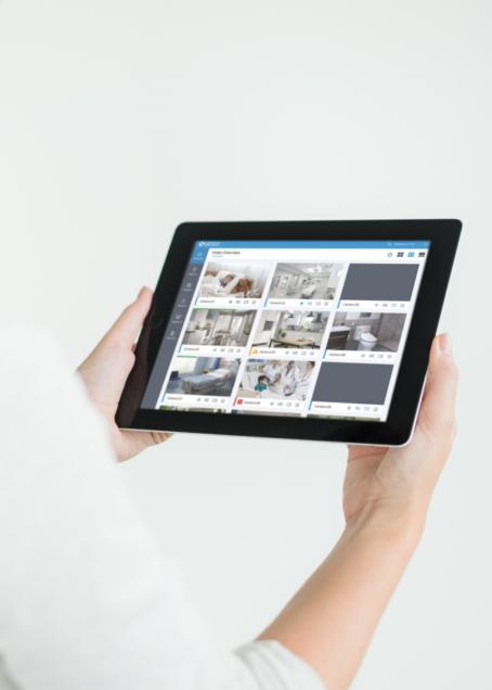 Videotilsyn på nettbrett