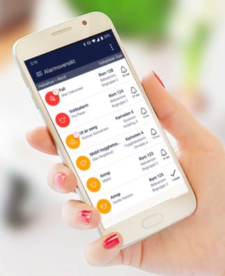 Sensio pocket app