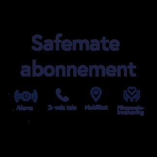 safemate abonnement